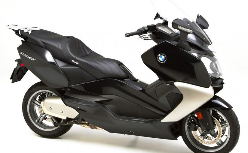 Moto BMW C650GT