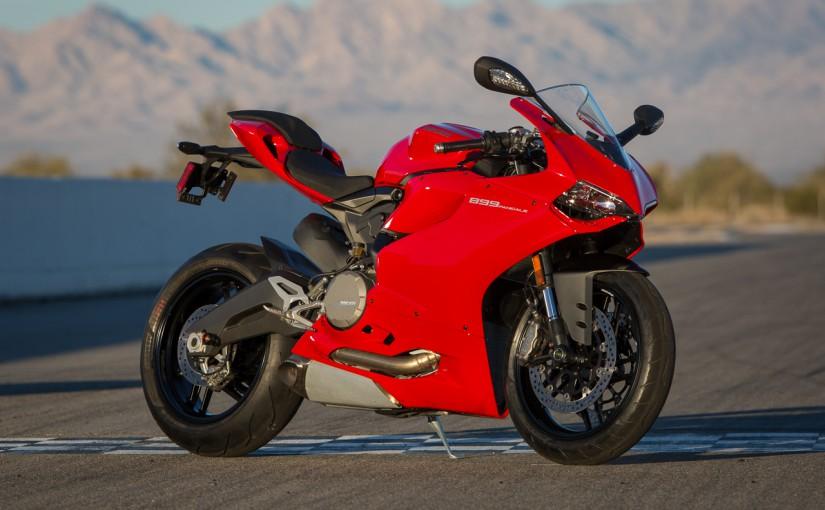 Moto Ducati 899 Panigale