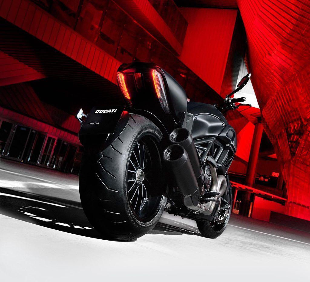 Moto Ducati Diavel – Ma Moto