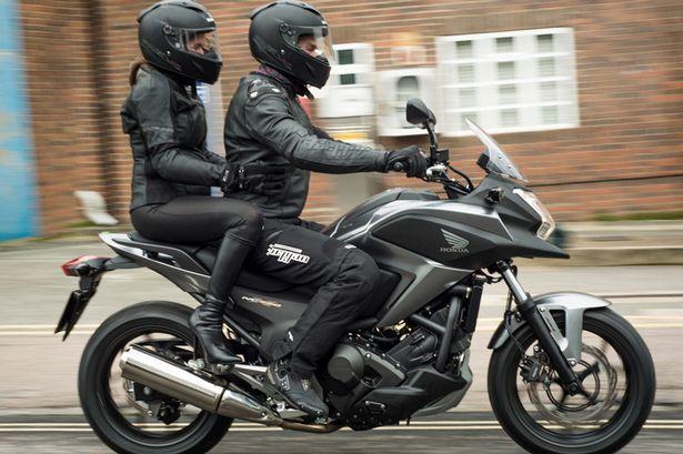 Essai Honda NC750X DCT