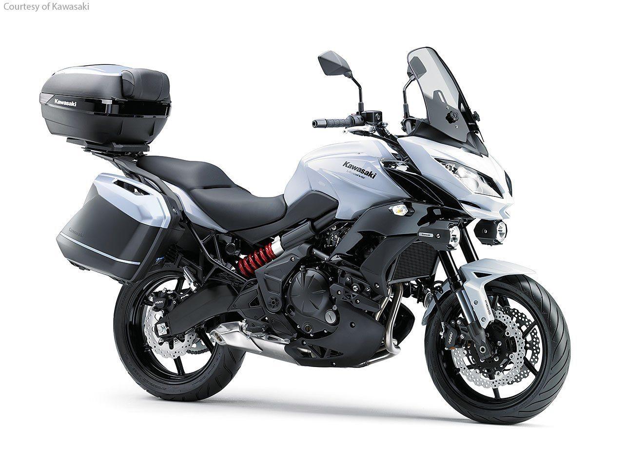 Moto Kawasaki Versys Ma Moto
