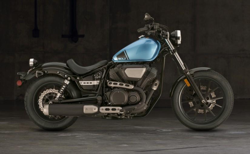 Moto Yamaha Bolt