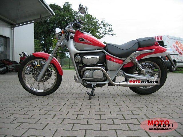 Moto Aprilia Classic 125