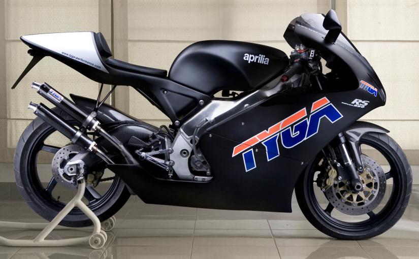 Moto Aprilia RS 250