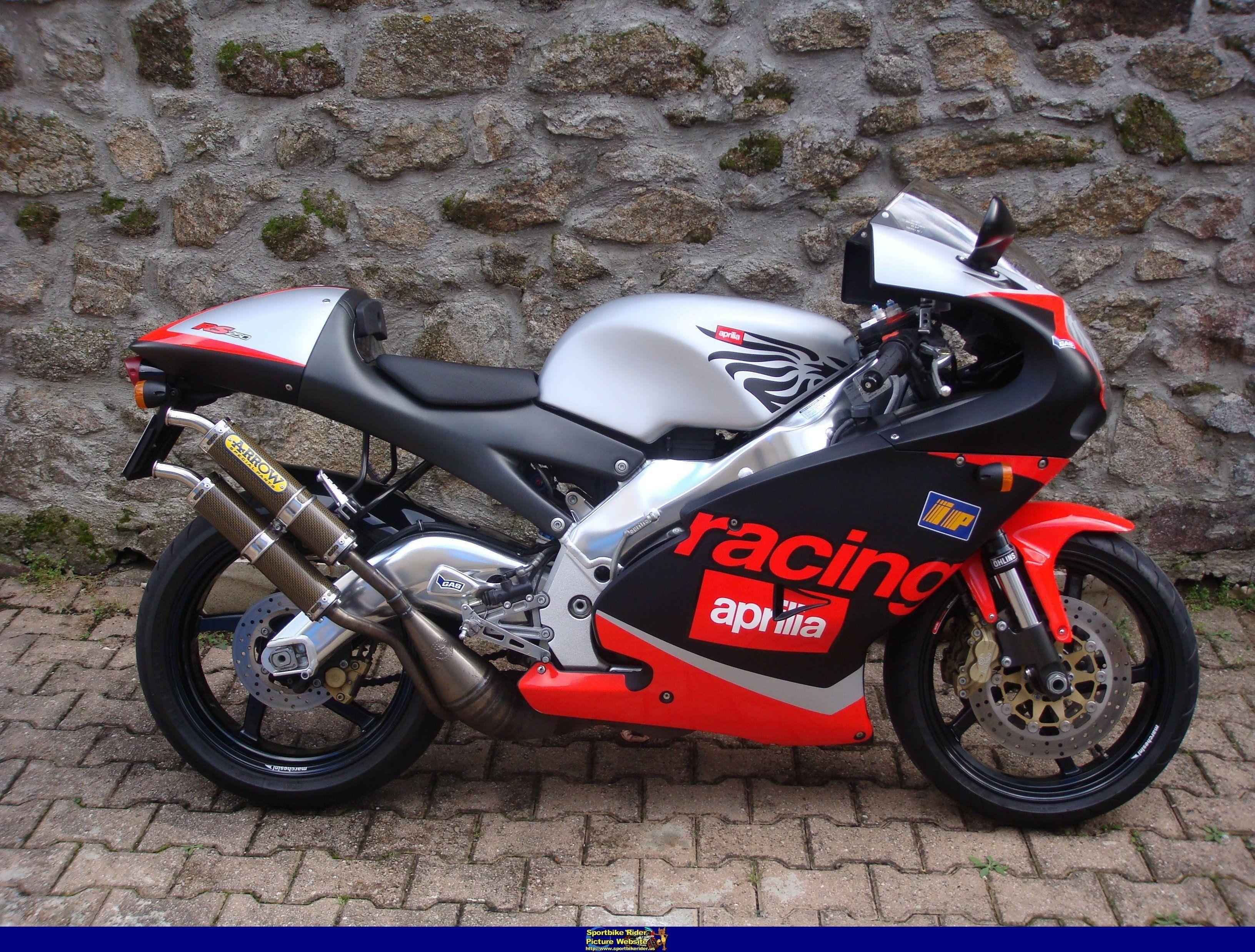 Moto Aprilia Rs 250 Ma Moto