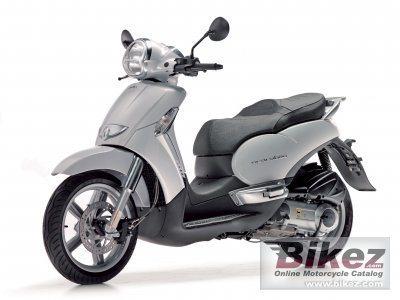Moto Aprilia Scarabeo 250