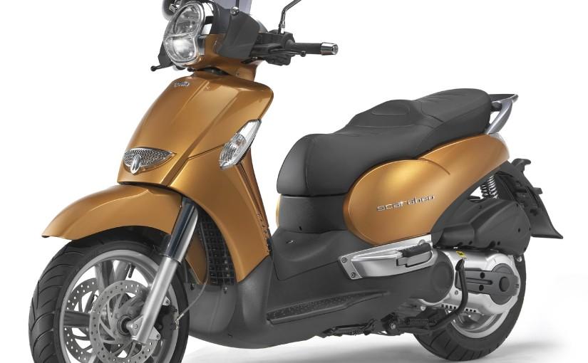 Moto Aprilia Scarabeo 500