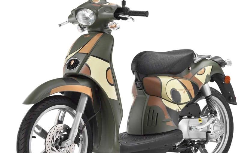 Moto Aprilia Scarabeo