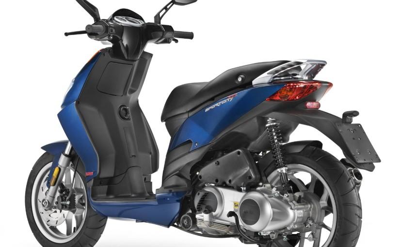 Moto Aprilia Sportcity 125