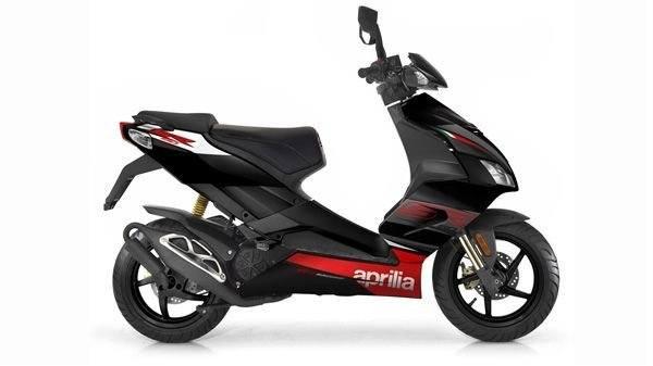Moto Aprilia SR 50 R