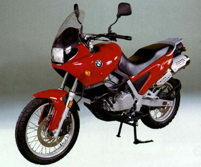 photo moto bmw f 650