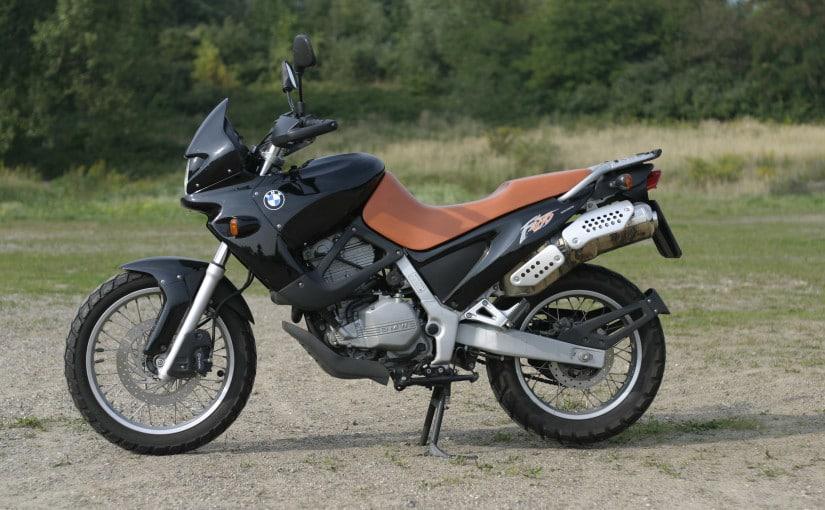 Moto BMW F 650