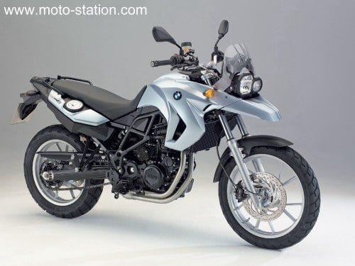 modèle moto bmw f 650