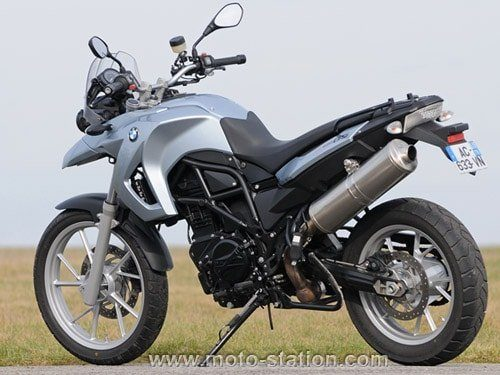 exemple moto bmw f 650