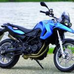 magnifique moto bmw f 650 gs