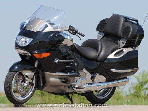 photo moto bmw k 1200 lt