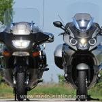 magnifique moto bmw k 1200 lt