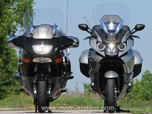 Moto BMW K 1200 LT
