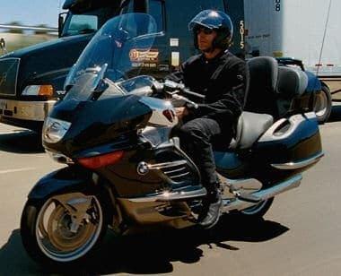 modèle moto bmw k 1200 lt