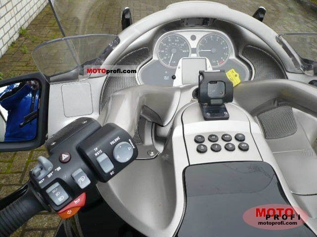 photographie moto bmw k 1200 lt