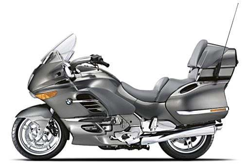 photo moto bmw k 1200 lt fl