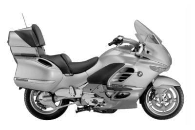 Moto BMW K 1200 LT FL