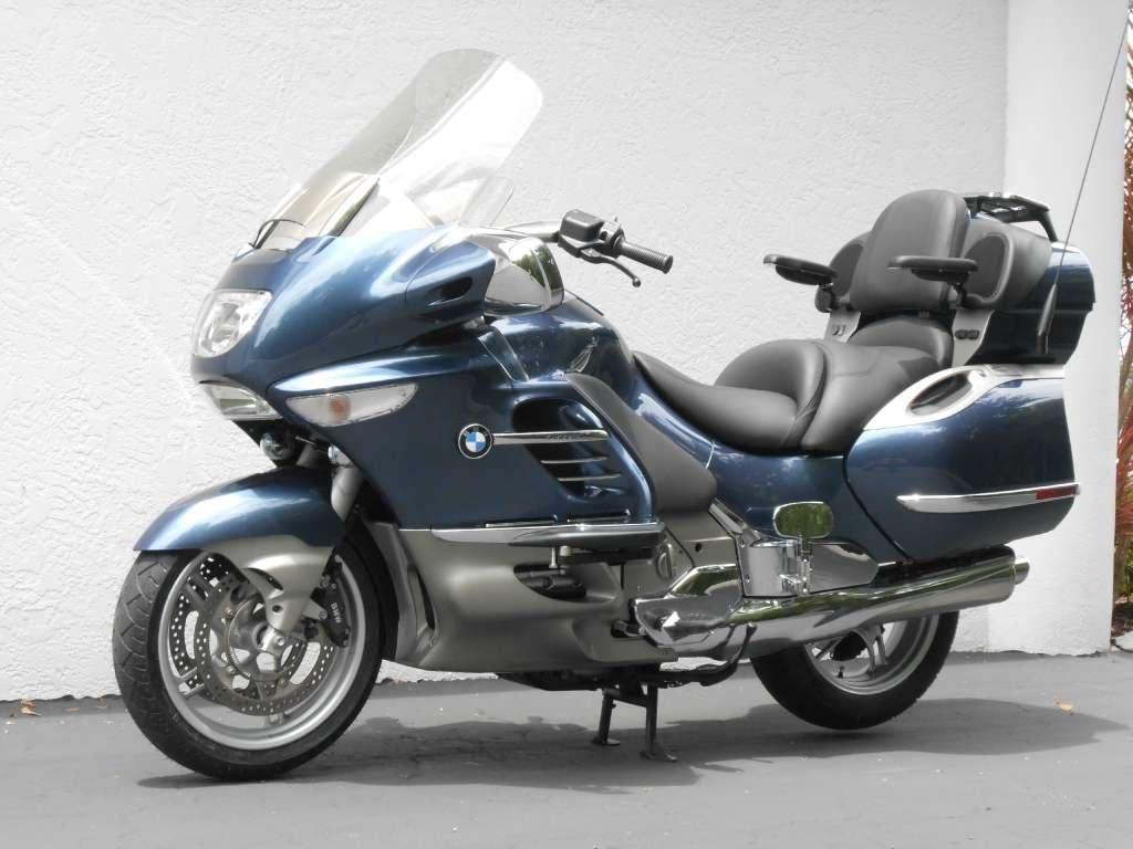 modèle moto bmw k 1200 lt fl