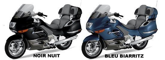 superbe moto bmw k 1200 lt fl