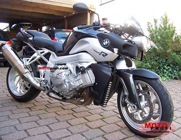 magnifique moto bmw k 1200 r