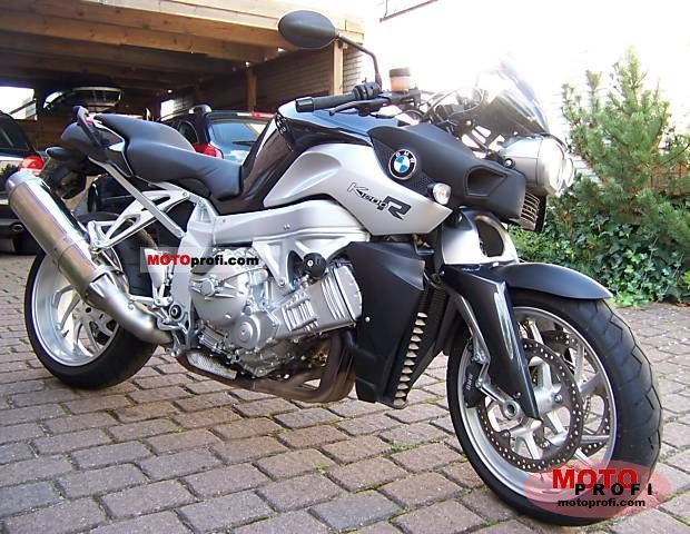 Moto BMW K 1200 R