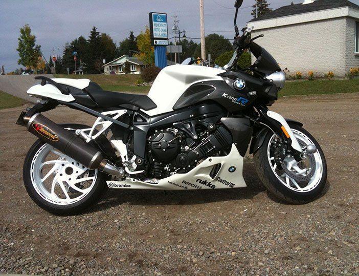 modèle moto bmw k 1200 r