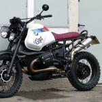 magnifique moto bmw r 1100 gs abs