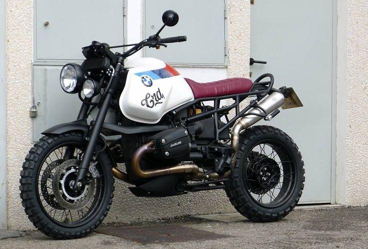 Moto BMW R 1100 GS ABS