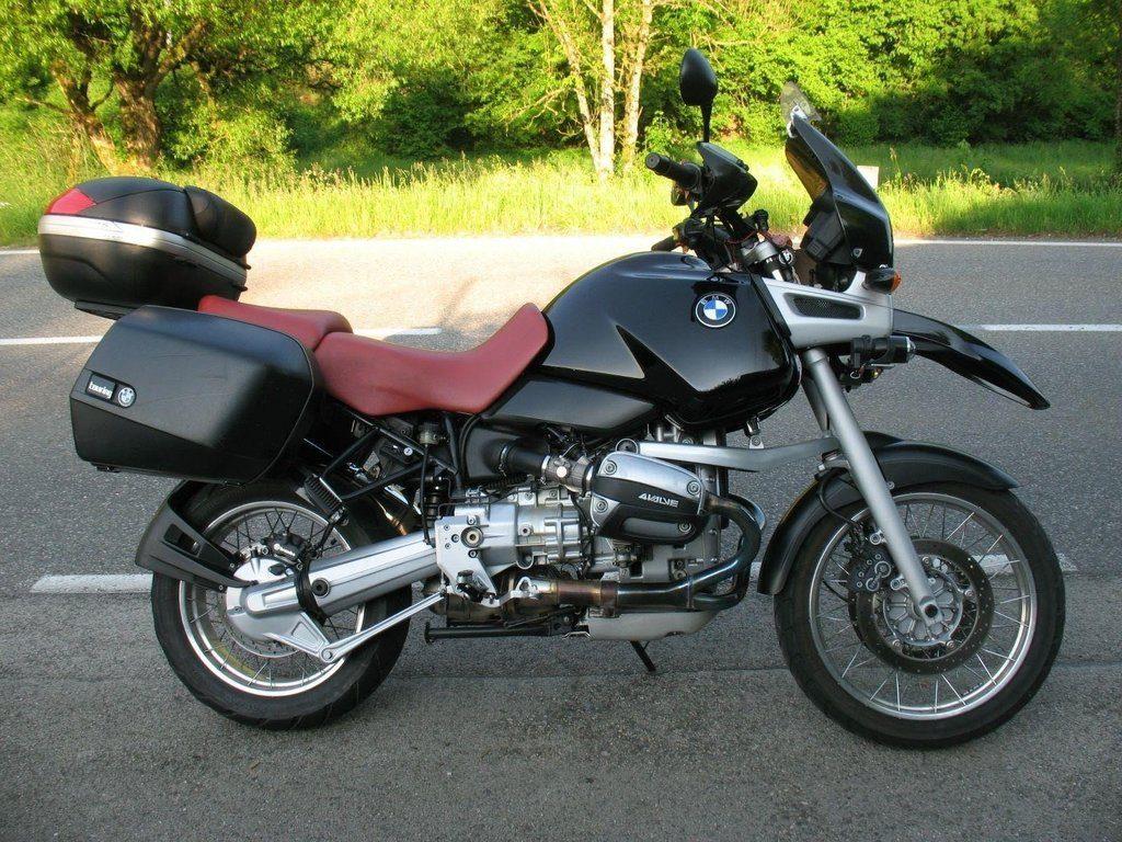 modèle moto bmw r 1100 gs abs