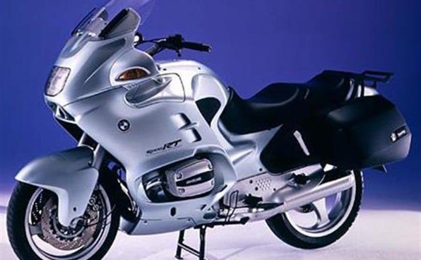 Moto BMW R 1100 RT ABS