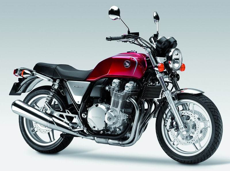 photo moto honda cb 1100