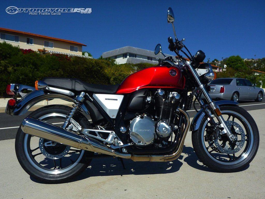 magnifique moto honda cb 1100