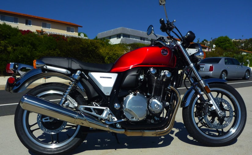 Moto Honda CB 1100