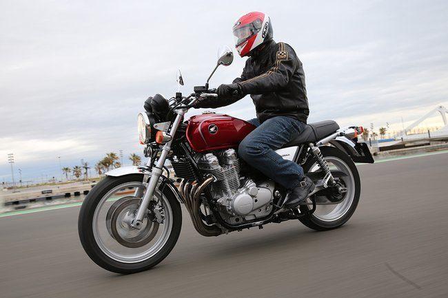 modèle moto honda cb 1100