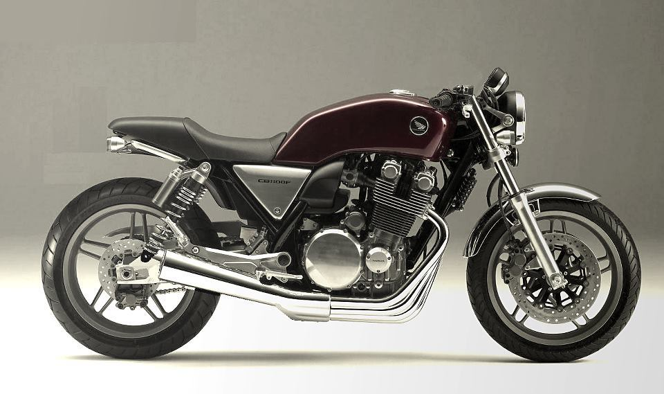 exemple moto honda cb 1100