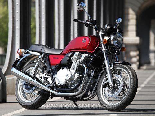 superbe moto honda cb 1100