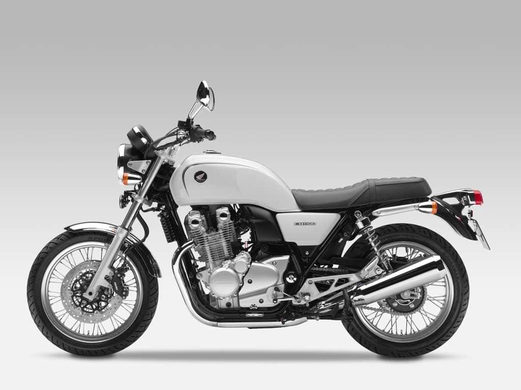 photographie moto honda cb 1100