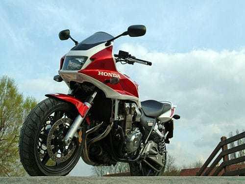 Moto Honda CB 1300
