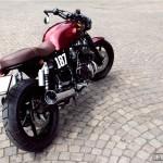 magnifique moto honda cb 750 seven fifty