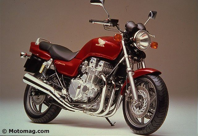 superbe moto honda cb 750 seven fifty
