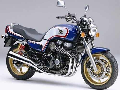 image moto honda cb 750 seven fifty