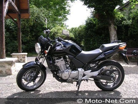 photo moto honda cbf 500
