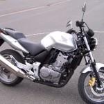 magnifique moto honda cbf 500