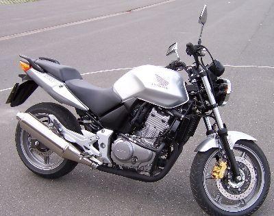 Moto Honda CBF 500