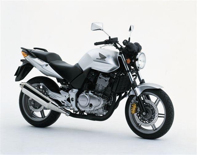 image moto honda cbf 500